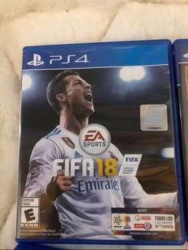 Fifa 18 para Playstation 4