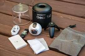 Samsung Gear 360 + estuche