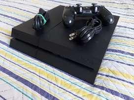 Playstation 4 poco uso