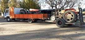 Agrale Stark 17 para traslado de tractores