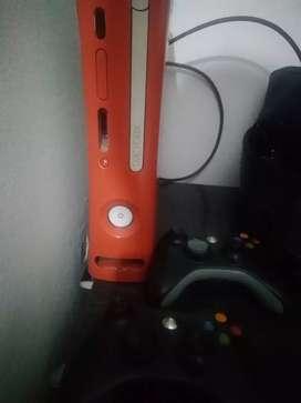 Xbox 360 dos controles negociable