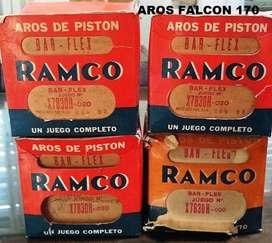 JGO. AROS FORD FALCON 170 - 4 bancadas
