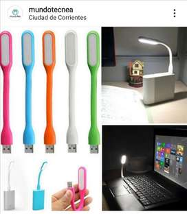 Luz led usb