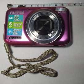Cámara Digital Fujifilm Finepix Jx300 ROSA