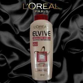 Shampoo L'ORÉAL Paris Elvive-REPACIÓN TOTAL 5
