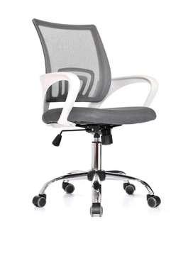 Silla oficina / escritorio / ejecutiva blanca