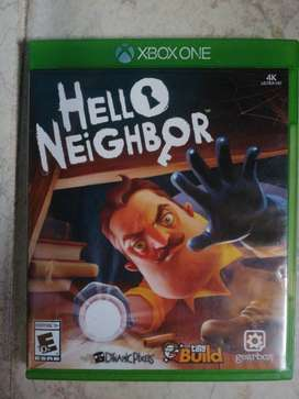 Juego Hello Neighbor XBOX ONE