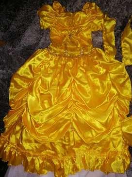 Venta disfraces para niña de varias tallas