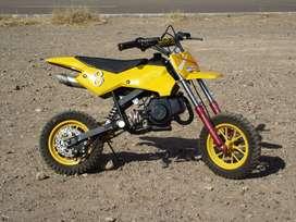 Mini moto en perfecto estado