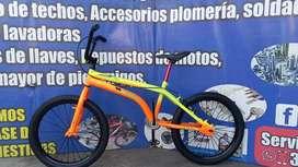 Bicicleta 20 BMX