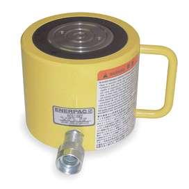 ENERPAC Cilindro Hidráulico RCS-1002, Capacidad de Carga 100 tons, Acción Sencilla, Tipo de Cilindro Altura Baja