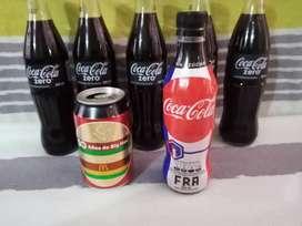 Envases coleccionables Coca Cola