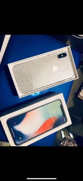 I phone x sin detalles