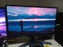"Monitor LG 24mp59g 24"" 1080p IPS 75hz 1ms Hdmi Displayport"
