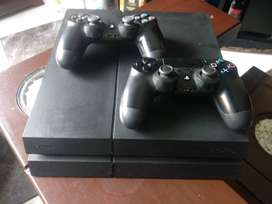 Play Station 4 1TB 2 controles
