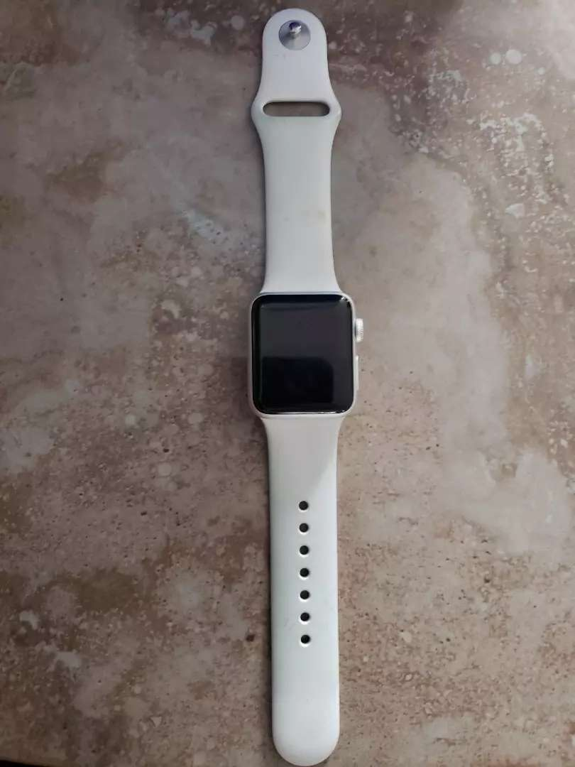 Apple iWatch series 3 color blanco 0
