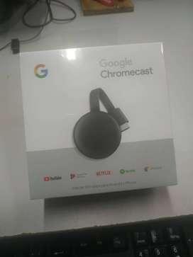 Google Chromecast 3 Original