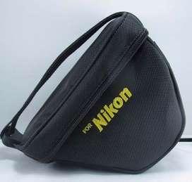Estuche en Lona cámara Fotográfica Nikon L340 L840 P600