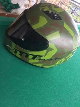 Casco MT verde militar