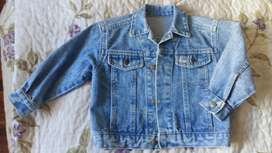 Campera Jean Cheeky Baby Palermo