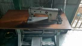 Máquina Industrial Puntada Recta