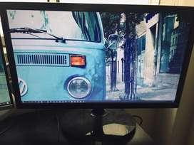 Monitor led samsung 21.5