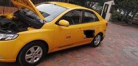 Taxi Kia Cerato