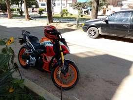 Honda cbr190r repsol