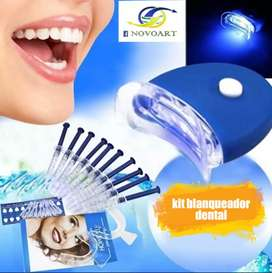 Kit de blanqueador dental
