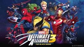 Marvel Ultimate Alliance 3 The Black Order (Nuevo Físico)