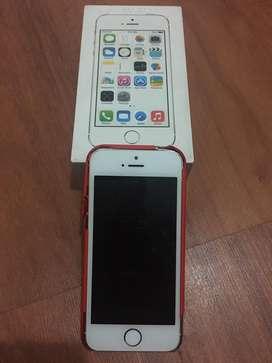 Vendo iphone 5s de 16gb.