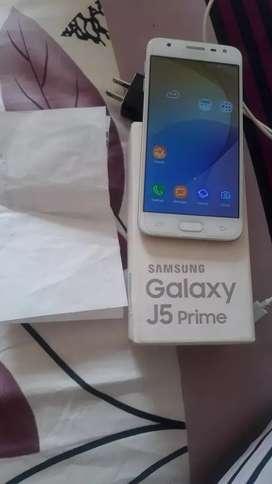 Se vende samsung j 5 prime en buen estado con todo los accesorios y factura negociable