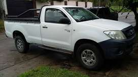 HILUX CAB. SIMPLE 4X2 2.011 DX 2.5