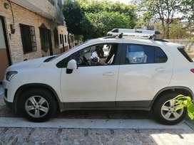 Chevrolet Tracker Color Blanco año 2016