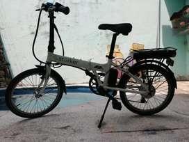Vendo bicicleta auteco