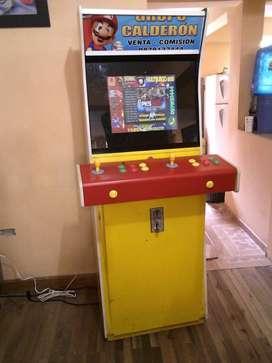 maquina video juego