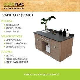 VANITORY (Modelo V04C)