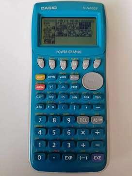 Calculadora Casio fx-7400 G2 graficadora programable en la cava del libro tienda multiservicios multiproductos
