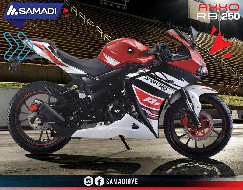 AXXO R9 250 CREDITO DIRECTO 0