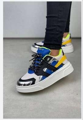 zapato formal e informal