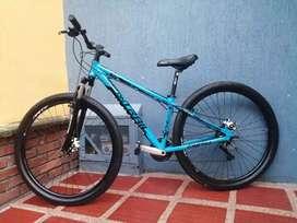 Bicicleta marca on trail rin 29