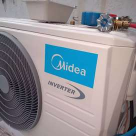 Técnico Instalación instalador reparador de aire acondicionado