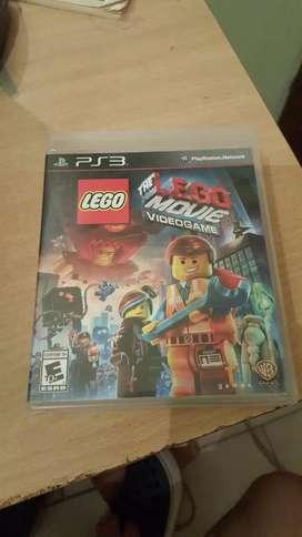 Vendo juego Lego Movie Ps3