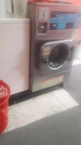 Venta de lavadora mas secadora industriales
