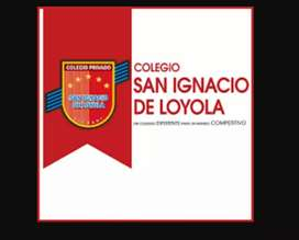 Vendo uniforme colegio San Ignacio Loyola