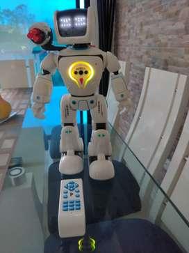 Robot Inter activo como nuevo!!!