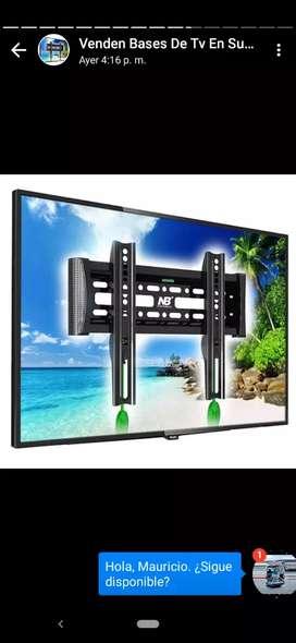 Bases y soportes para televisores