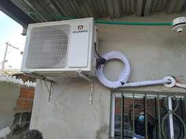 Ofrezco mis servicios como tecnico en refrigeracion mantenimiento,instalacion ,reparacion de aireacondicionado