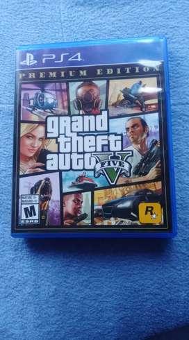 Vendo Grand Theft Auto V