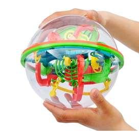 Bola 3D Laberinto  Rompecabezas Juego Pelota Educativo  Cubo Juguete
